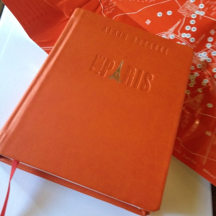 ... a little orange book